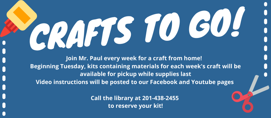 Crafts To Go